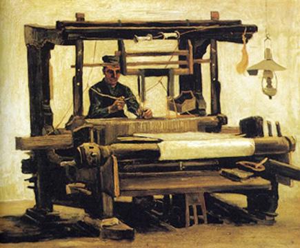 P11. Weaver, Vincent van Gogh